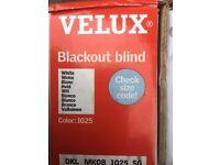 Velux Blind for MK08 window Blackout Light Beige