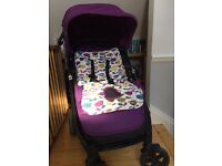Mamas and Papas SYNC pushchair
