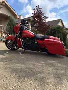 2010 Street Glide Absolutely as new