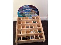Crystal display box