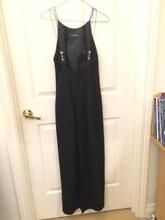 Formal black dress with straps and bridles Pakenham Upper Cardinia Area Preview
