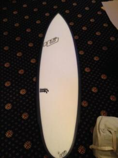 5'6 hayden shapes shred sled Edgecliff Eastern Suburbs Preview