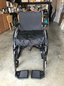 helio ultralight wheelchair for amputees