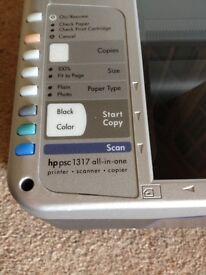 HP 1317 Printer,Scanner,Copier