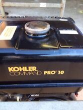 Kohler 5.8 Kva Petrol Generator Very Reliable Fuel Efficient Gladstone Gladstone City Preview