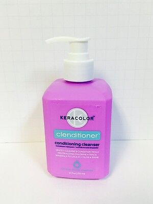 Keracolor Clenditioner Conditioning Cleanser - 12oz