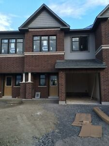 Brand new town home for rent in Stittsville/Kanata-Reduced Rent