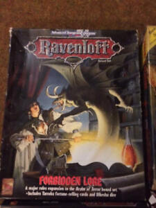 D&D - Dungeons & Dragons - Advanced Dungeons & Dragons