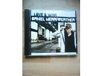 DANIEL MERRIWEATHER - LOVE & WAR CD.