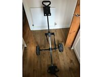 GOLF TROLLEY FOR SALE EASY TO USE