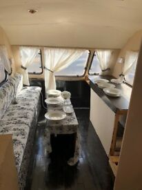 6 berth elddis cyclone XL caravan