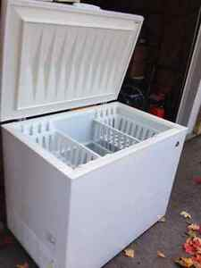 White Westinghouse 18cuft chest freezer