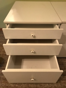 drawers for storage