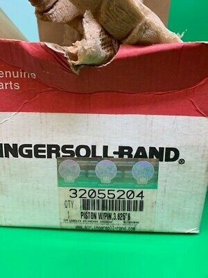 Ingersoll Rand Compressor. 3205204 Piston With Wrist Pin