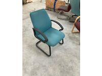 Upholstered chairs - office/ domestic