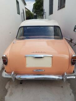 Complete 1962 p5 rover