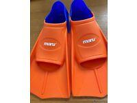 Kids Swim Fins size 2.-5-3