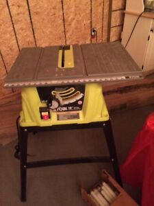 Ryboi Table saw