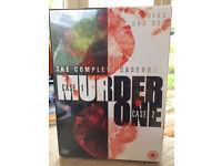 DVD box set of Murder One case 1 & 2
