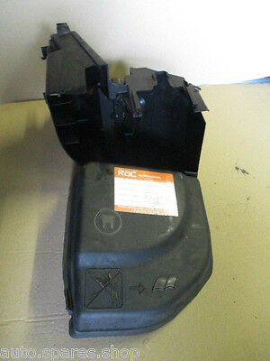 PEUGEOT 307 1.6 HDI DIESEL UNDER BONNET FUSE BOX / PLASTIC COVER / 96 533 108 80