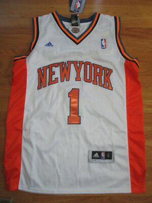19ee5208b3a Adidas AMAR E STOUDEMIRE No. 1 NEW YORK KNICKS (Size 50) Jersey w  Tags