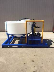 Portable chemical 1000lt mixer Midland Swan Area Preview