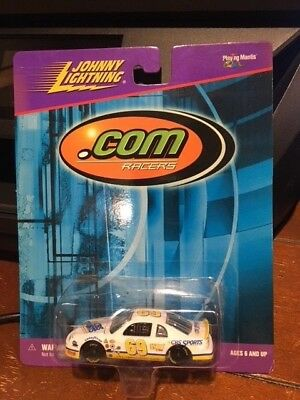2000 Johnny Lightning  Com Racers Chevy Monte Carlo Cbs Sports