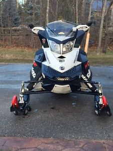 2011 MXZ 800R ETEC with TONS of UPGRADES - MINT