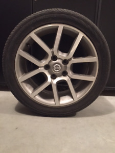 Nissan Sentra Rims and tires for sale