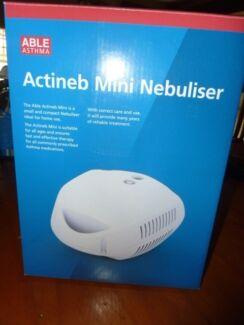 nebuliser for asthma