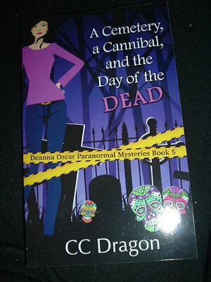 A Cemetery  A Cannibal And The Day Of The Dead By Cc Dragon