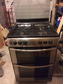 Belling Double Fuel Oven D841