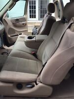 2003 Ford F150 XTR Front Bucket Seats
