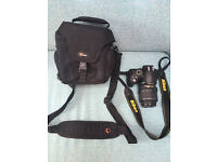 Nikon D D3000 - Digital SLR Camera - Black - FOR SALE £150