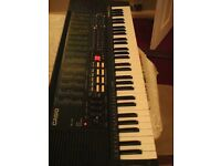 Casio Electronic Keyboard, many features, & effects,
