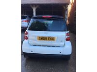 Smart car for two, 0.8 CDI diesel, ZERO ROAD TAX, around 80mpg + very clean low mileage car.
