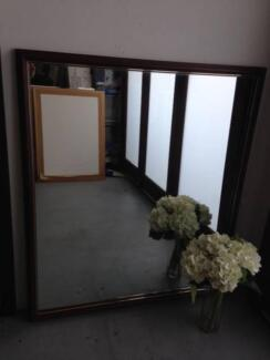 Wall mirror decorative - ideal for above fireplace Manly Manly Area Preview