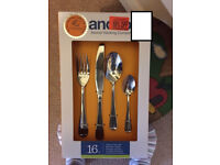Anchor 16-piece cutlery set
