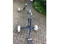 Titelist Golf Pushcarts -- PRICE REDUCTION
