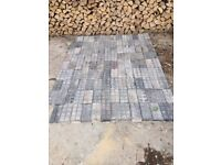 Stable Bricks - Blue - approx 116
