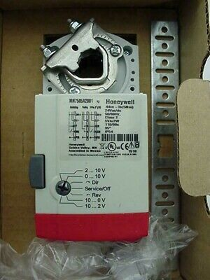 Honeywell Mn7505a2001 Damper Actuator Ships On The Same Day Purchase