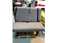VW T5/T6 BEBB 3/4 rock and roll bed