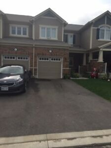 Townhouse For rent/ lease. 3 bdr, in Watedown/Hamilton