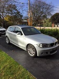 2008 BMW 1 Hatchback Nunawading Whitehorse Area Preview