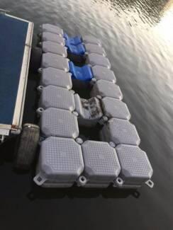 Jetski boat pontoon dry dock Helensvale Gold Coast North Preview
