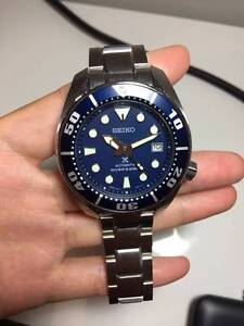 Brand New SEIKO PROSPEX Men's Watch Diver Mechanical self-winding East Melbourne Melbourne City Preview