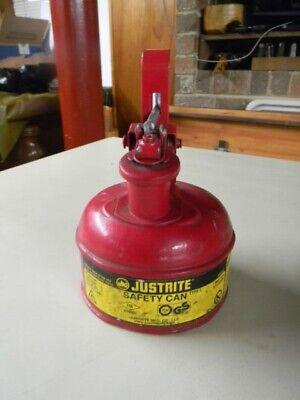 Justrite Safety Can 1 Pint