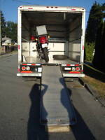 Truck going to ont. in august or later have space or can tow ?