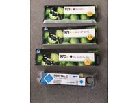 4 x HIGH Capacity Ink Cartridges for HP Office Office Jet Pro 476dw