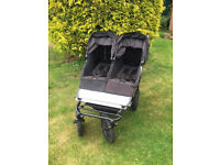 Mountain Buggy Duo double buggy